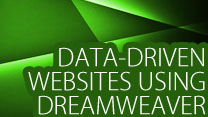 Building Data-Driven Websites with Adobe Dreamweaver (A133)