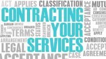 Contracting Your Services (B111)