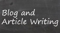 Blog and Article Writing (B119)