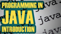 Programming in Java - Introduction (P141)